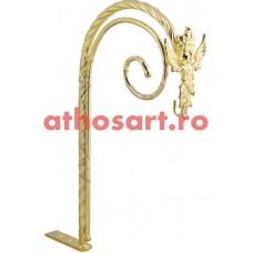 Agatatoare bronz aurit (22x40 cm) cod 89-594